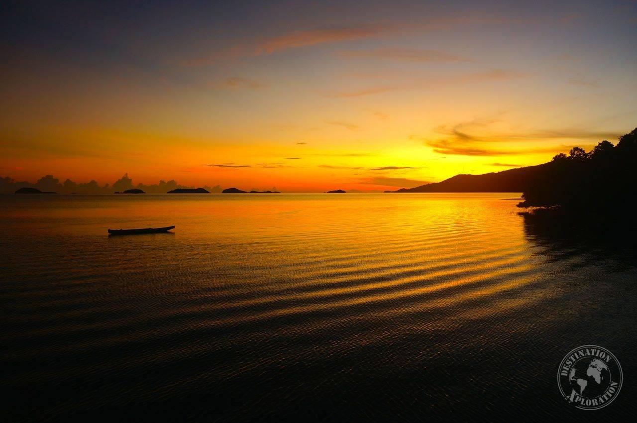 Sunrise in Riung | Flores |Indonesia