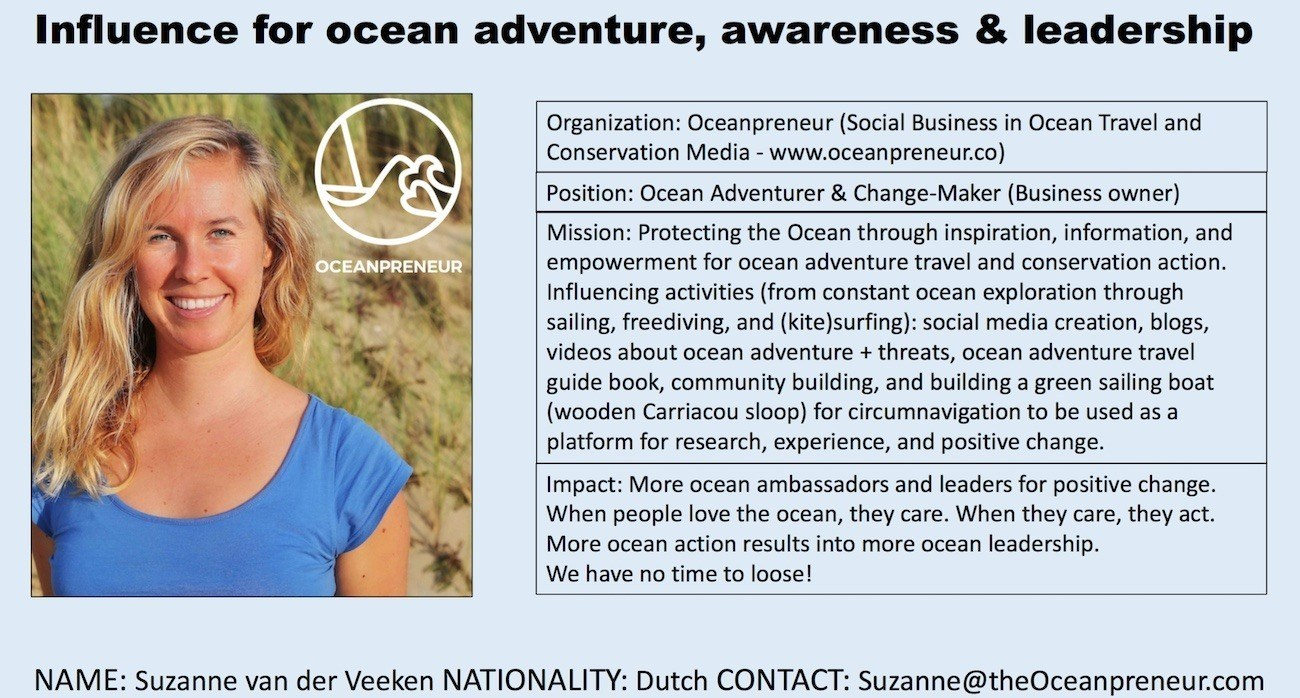 Oceanpreneur mission