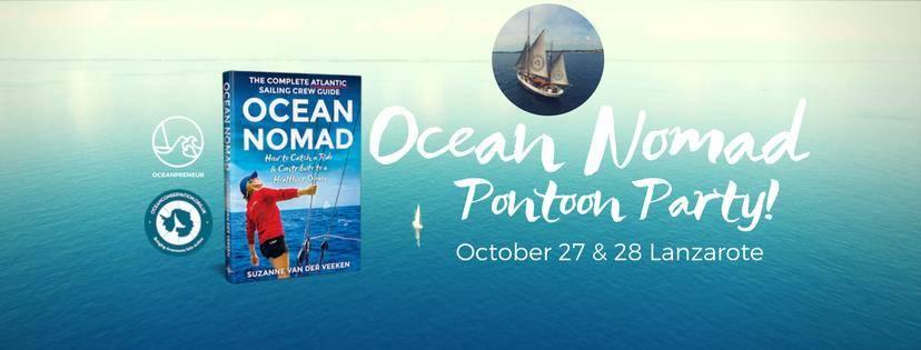 Ocean Nomad Pontoon party & Vanishing Sail Film Screening