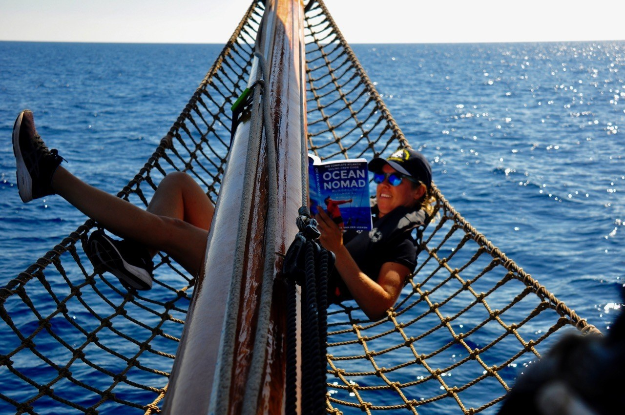 Catch a Sailboat Ride Across the Ocean and Make a Difference