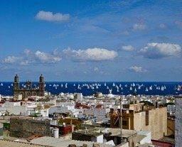 Las Palmas Atlantic Sailing Guide