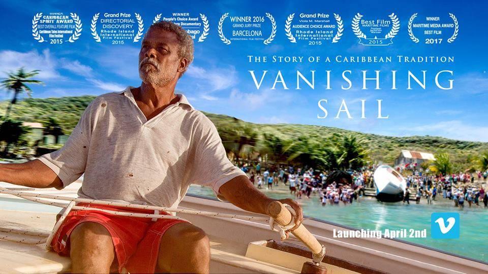 Vanishing Sail Film Screening at the Bequia Easter Regatta