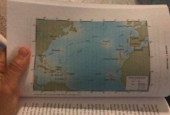 atlantic sailing routes and seasons