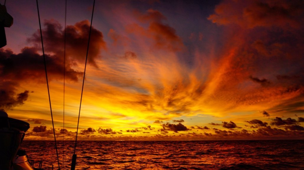 offshore sailing gear tips crew