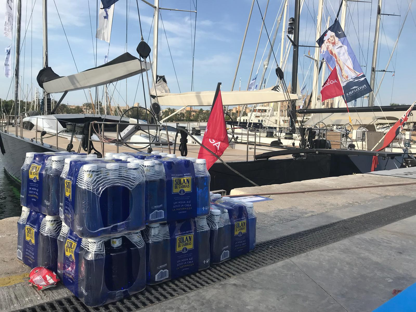 water filtration solution sailing