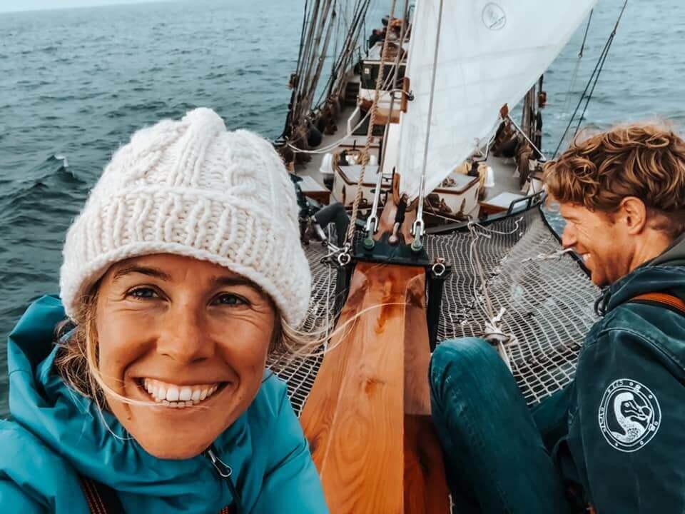 Adventure & Impact Sailing Crew Opportunities | Sail with Suus | Ocean Nomads 2021